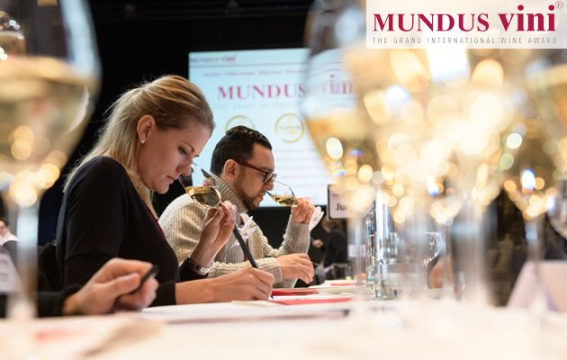 Mundus vini award