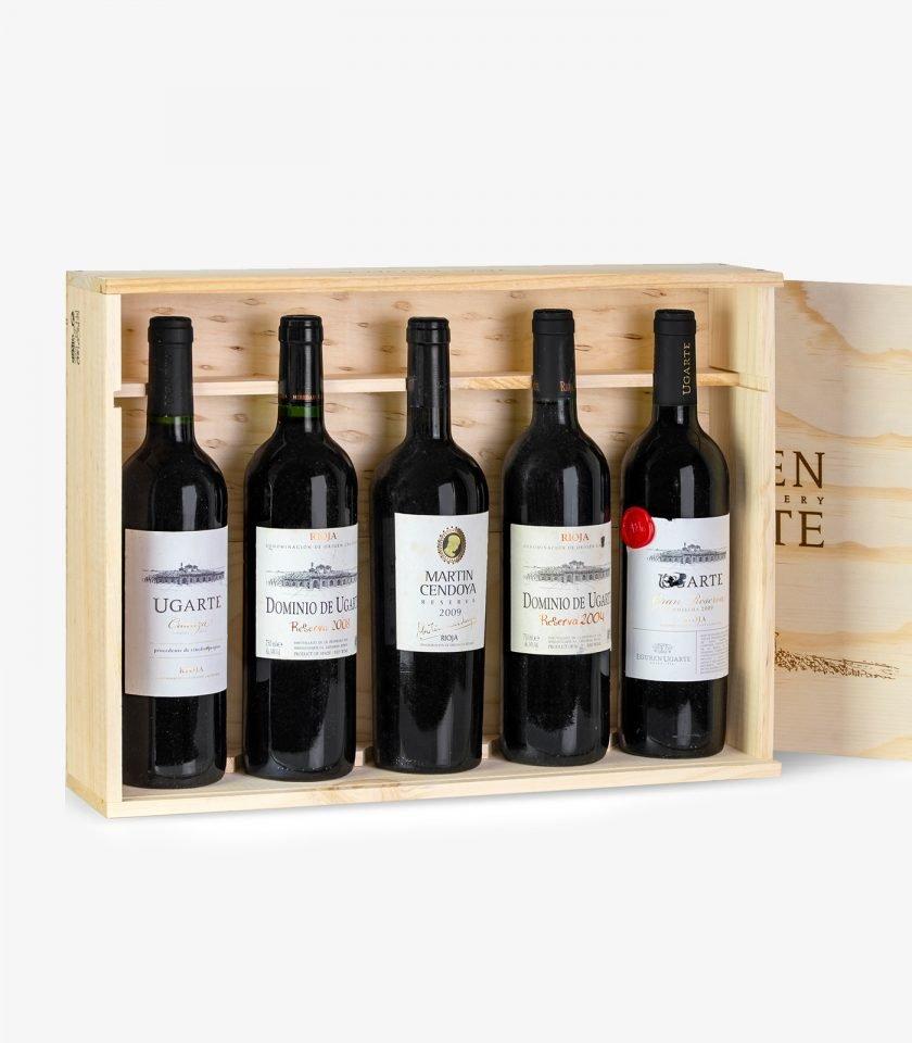 añadas históricas rioja vino tinto