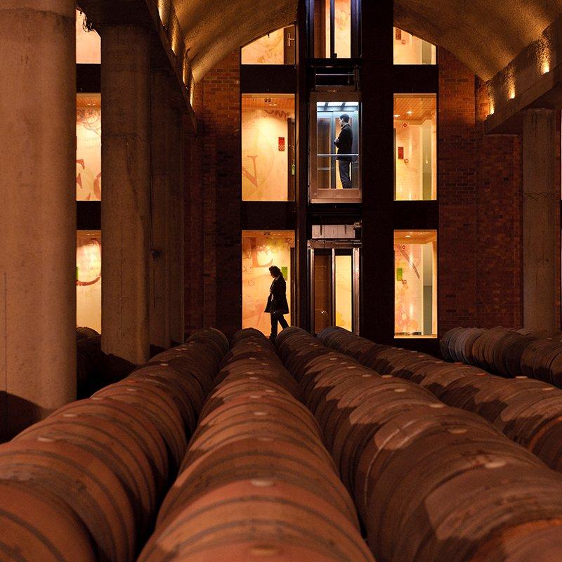 Enoturismo bodega Rioja Alavesa hotel