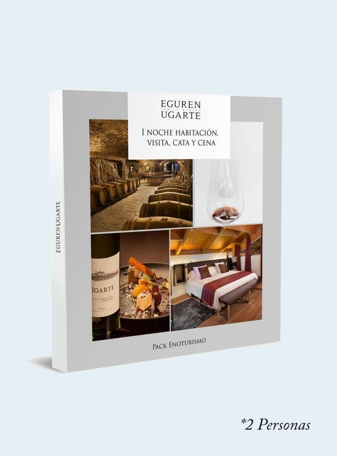 Visita y cata en Rioja Alavesa, bodega con hotel