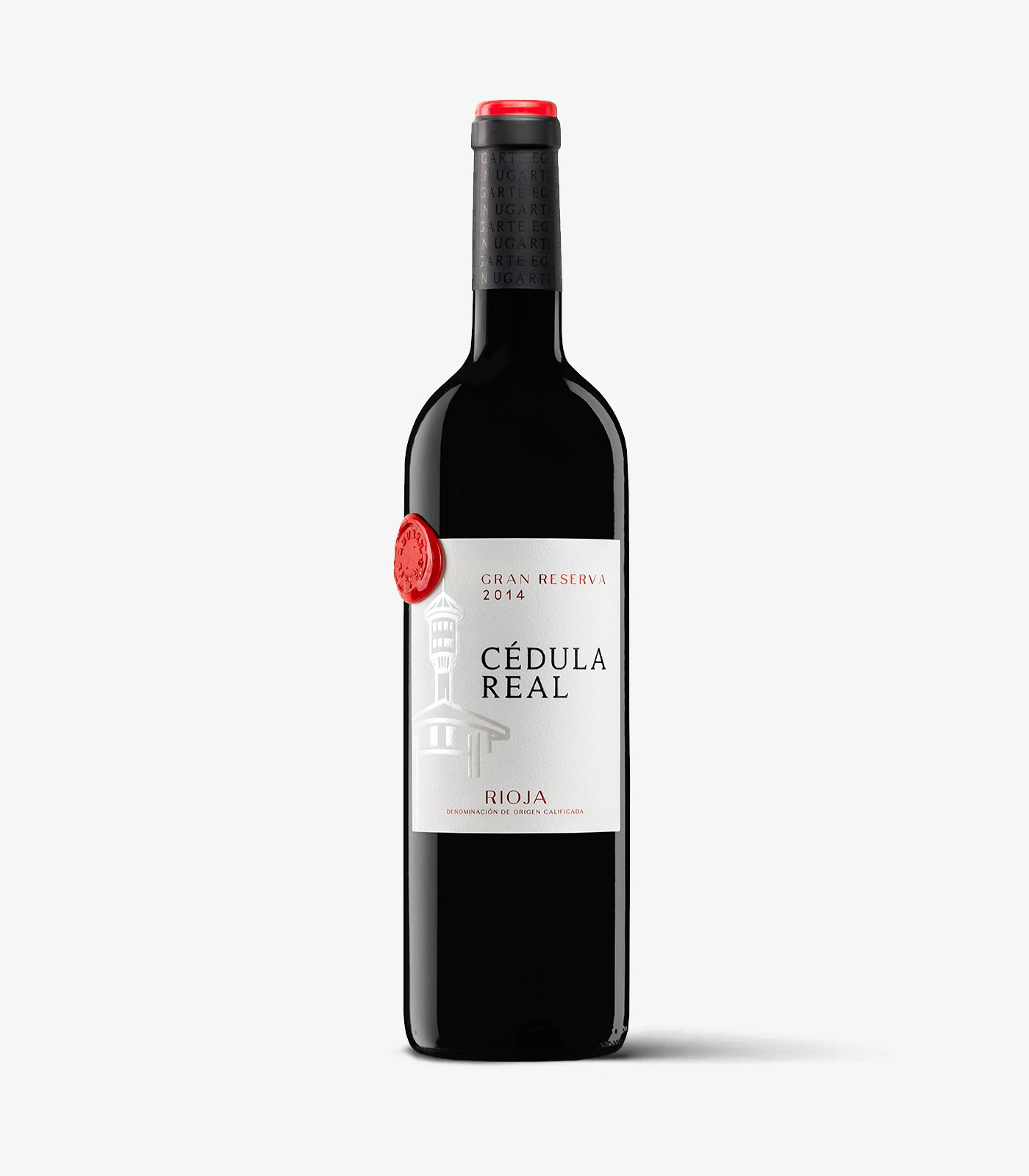 Comprar vino online gran reserva 2014 Rioja cédula real