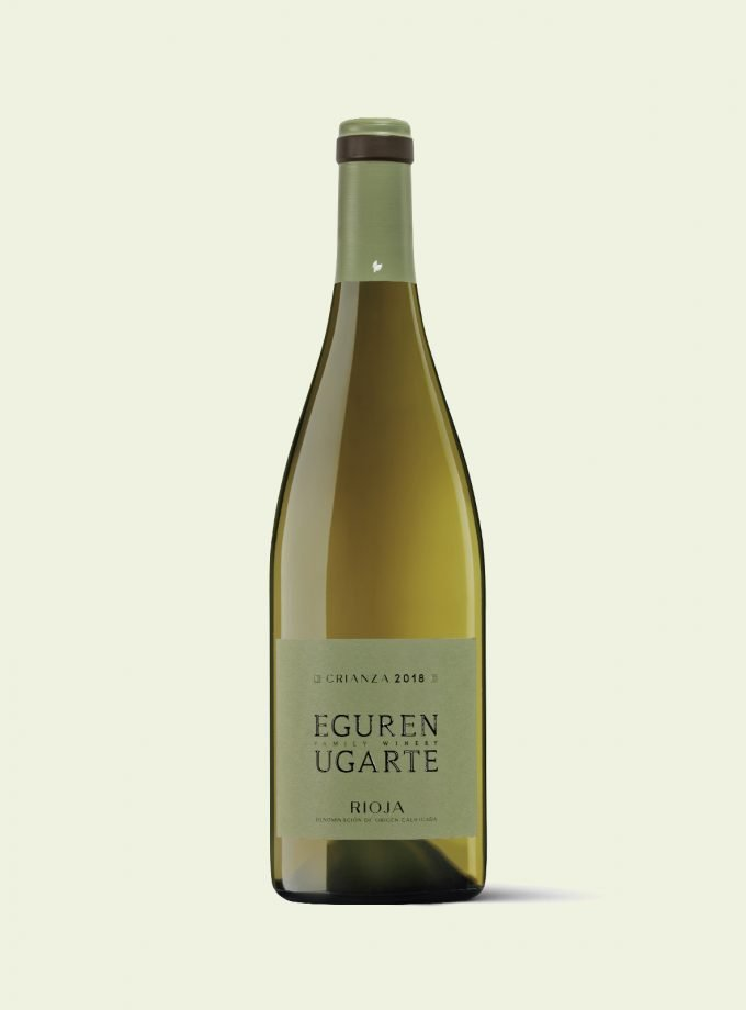 Comprar online vino Rioja crianza blanco.