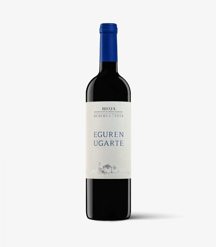 Comprar online vino tinto Rioja reserva.