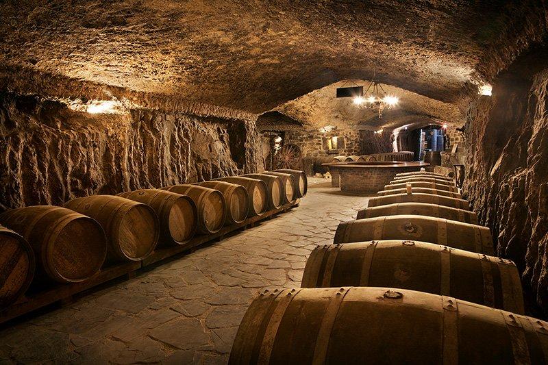 Calado bodega Rioja Alavesa. Bodas y eventos.