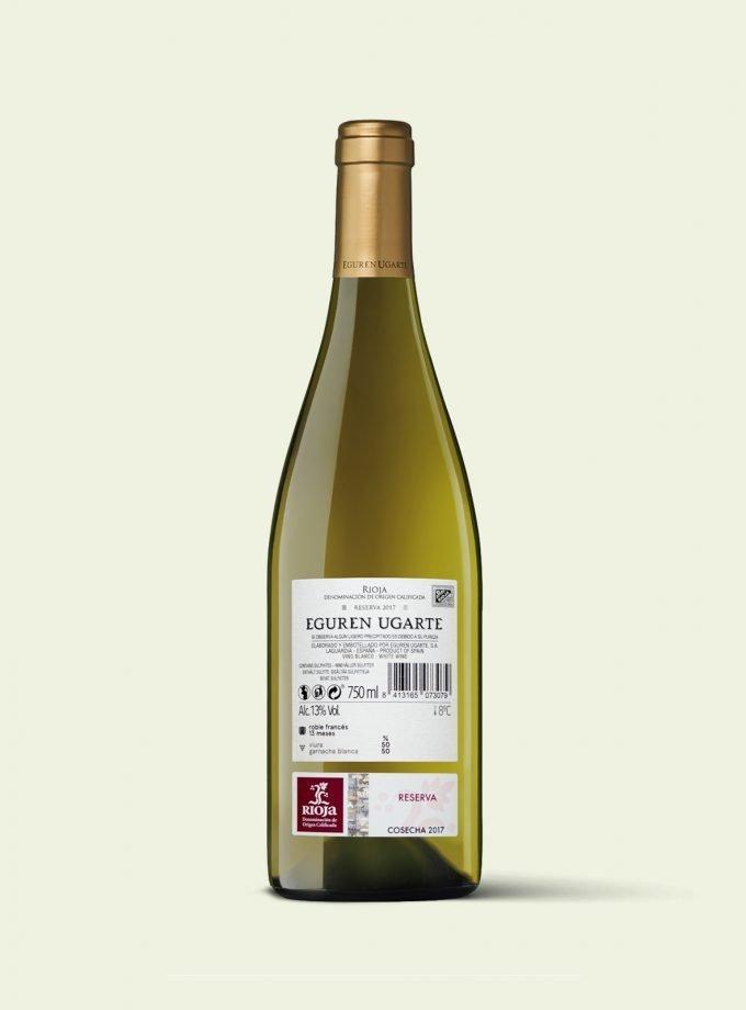 Reserva blanco Rioja comprar online