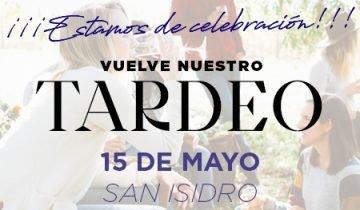 Tardeo en San Isidro